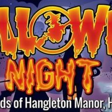 Hallowe'en at Hangleton Manor